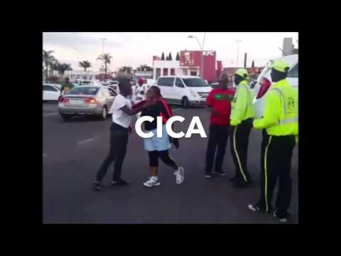 Community Justice - A perp stole a woman's money & the community beats him up