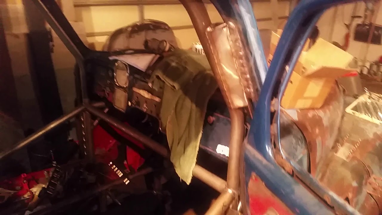 small resolution of quick walk around of my rat rod project 1952 dodge truck full tube chassis