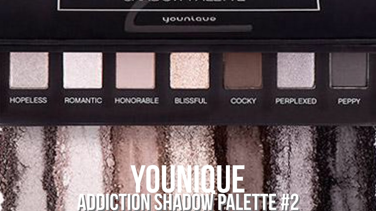 Populaire Subtle Romantic Silvery Shimmery Smokey Eye with Younique  VP38