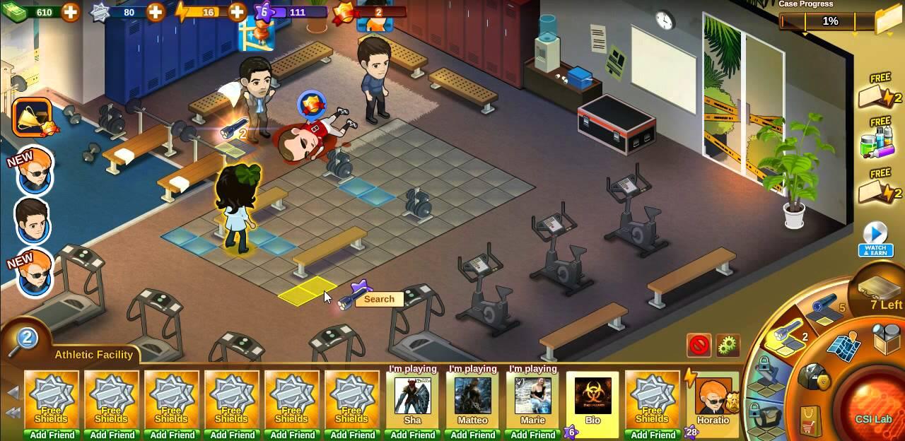 Play Csi Online