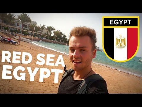 Travel to THE RED SEA // Hurghada, Egypt مصر