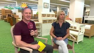 Anzeige: TV-Halle-Sommertour: An  und Verkauf Halle Neustadt