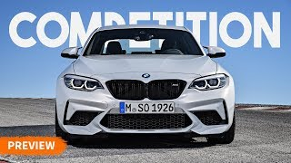 2019 BMW M2 Competition. Powered by the M4 engine. Am I buying one?!