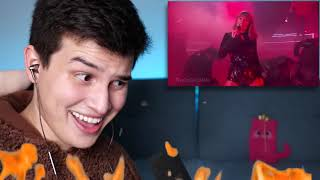 Vocal Coach Reaction to Taylor Swifts AMAs I Did Something Bad Performance Video