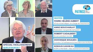 PAF – Patrice Carmouze and Friends – 1er mars 2021