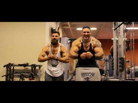 The Rise Of TeamStrub | Gym Motivation By Gianluca Lutz & Marco Strub