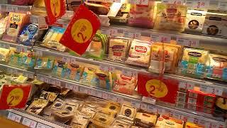 Обзор готовых блюд в магазинах.