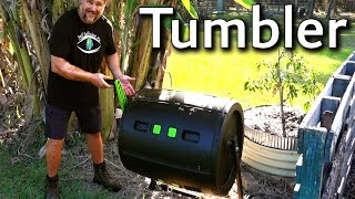 Compost Tumbler Review & Would I Buy Another One?