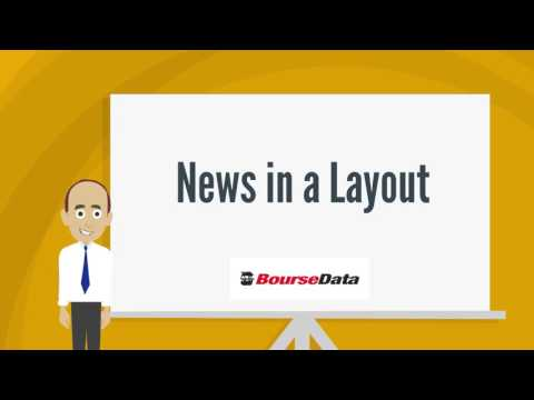 Bourse  Analyser News