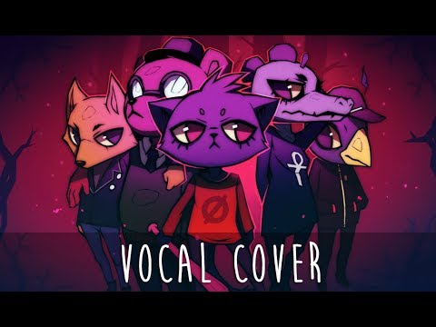 ♫ Night in the Woods - Dιe Aɴywнere Elѕe [VOCAL COVER]