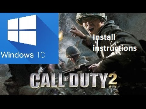 download call of duty 2 for windows 7 32 bit