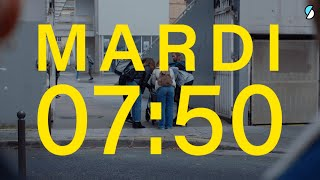 SKAM FRANCE EP.8 S7 : Mardi 07h50 - Café froid