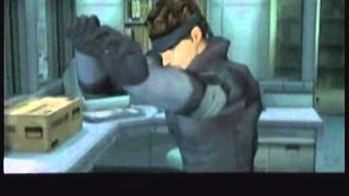 Metal Gear Solid Solid Snake Hero Legendary