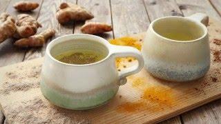 Drink Recipes - How to Make Turmeric Milk