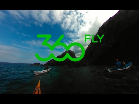 Kayaking - Isle of Man - 360 Degrees