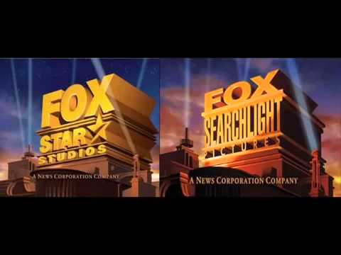 FOX STAR STUDIOS AND FOX SEARCHLIGHT PICTURES LOGO