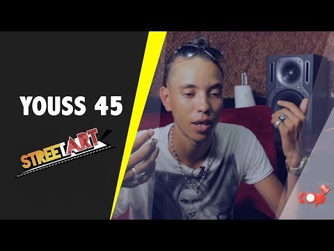 "Interview ""YOUSS 45"" / ! ""OLD SCHOOL"" كلشي غادي يرجع ل / StreetART"