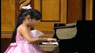 [Festival Piano CEG 2012] Trần Minh Châu - Nhất bảng A