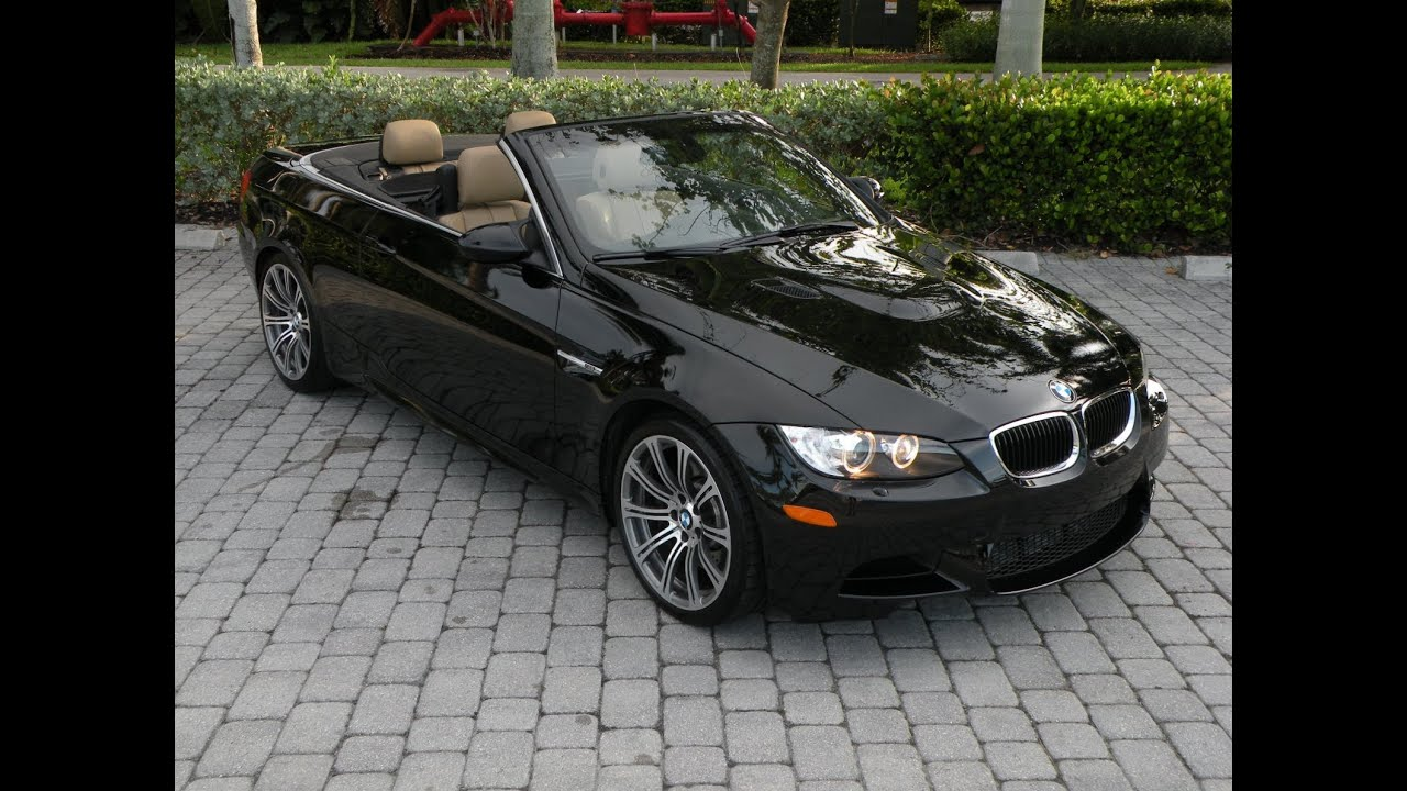 2010 BMW M3 Hardtop Convertible for sale in FORT MYERS, FL   YouTube