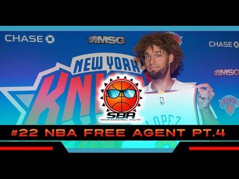 2015 NBA free agent update 4 7/8/2015