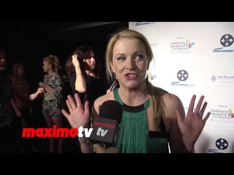 Melissa Joan Hart INTERVIEW Hollywood Dance Marathon 2014 Red Carpet #Melissa&Joey