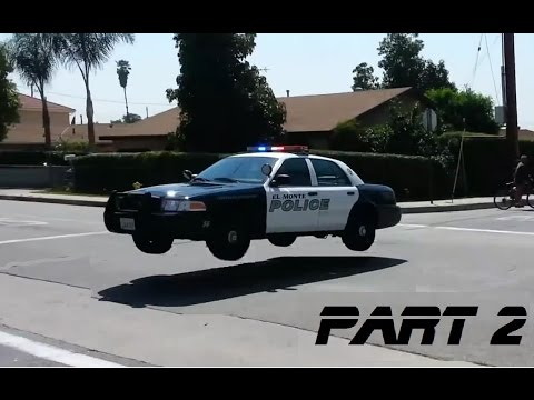 Big Bad Crown Vics In Action #2 Compilation Ford Police Interceptor P71