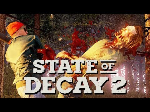State of Decay 2 Gameplay German - Beste Basis im Spiel entdeckt