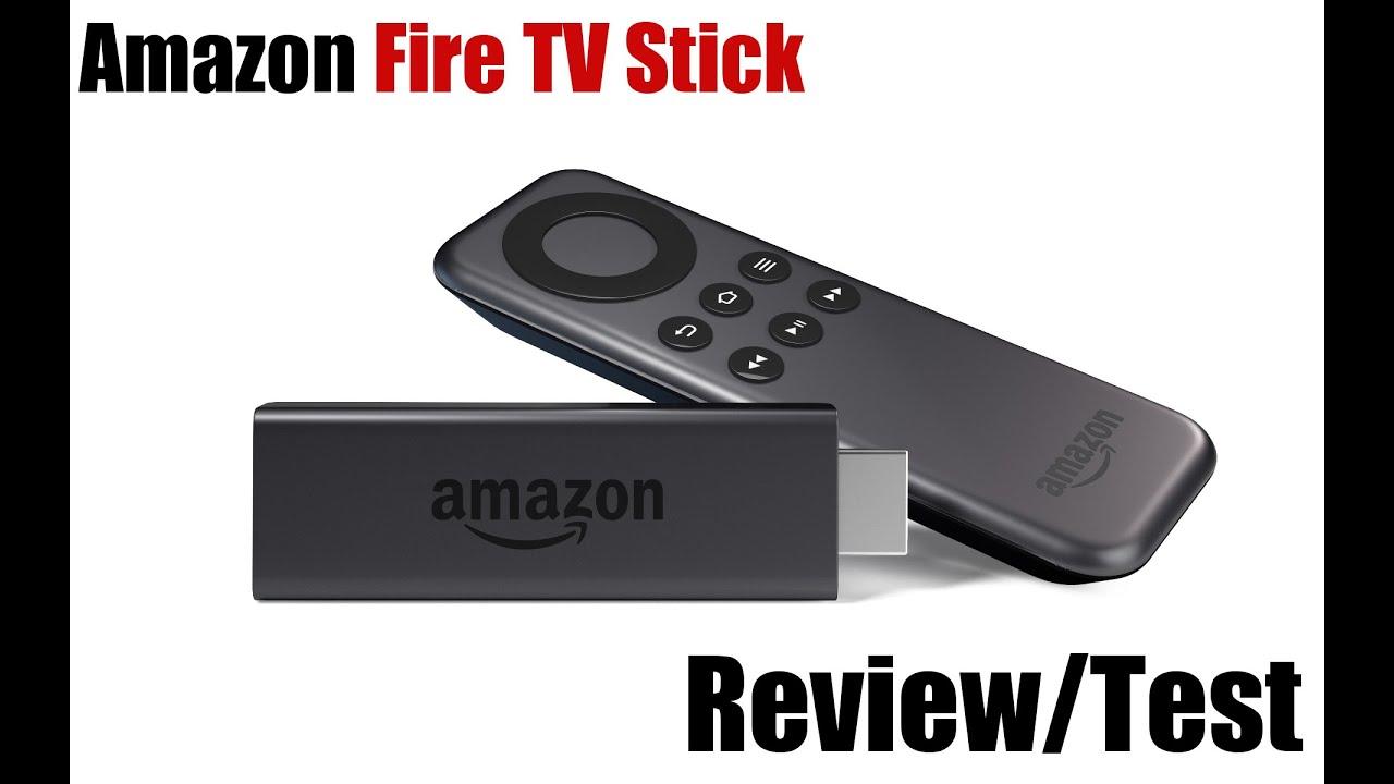 fire tv stick test