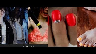 Chicago Goons Not Happy After Chief Keef Affiliate Caught In Female Bra,Nail Polish..DA PRODUCT DVD