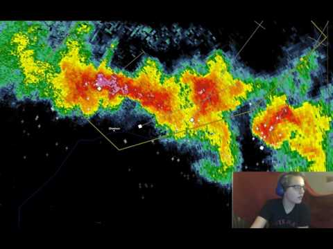 Severe Weather Coverage Trial Run