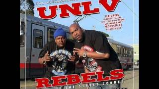 "Baldhead Rick & SB (UNLV) F/ Cellski, Cougnut, Cam City ""Ghetto Politics"""