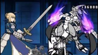 The Battle Cats- Holy War: Saber ★☆☆