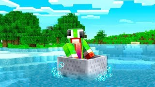 BREAKING THE MOST IMPORTANT MINECRAFT RULE. thumbnail
