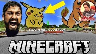 Pikaçularrrr | Minecraft Türkçe Hunger Games Şans Blokları | Bölüm 5