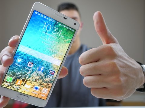 5 Reasons TO BUY The Samsung Galaxy NOTE 4