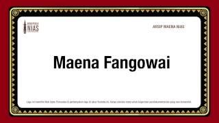 Maena Fangowai