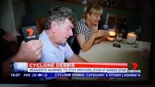 Cyclone Debbie: Giving Bowen a Blow Job