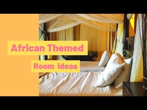 African themed room ideas