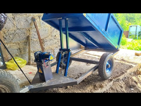 Dump trailer BUILD