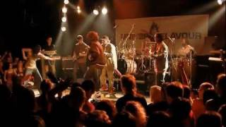 United Flavour - Dime Tú Por Qué feat. U-cee LIVE