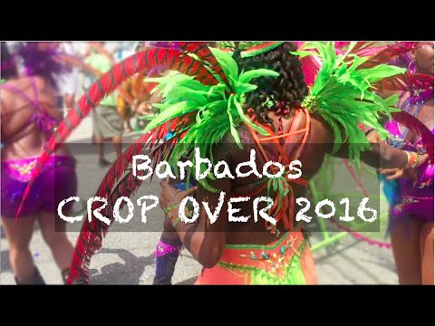 Travel Diary || BARBADOS Vlog Week 2 || Crop Over 2016!!