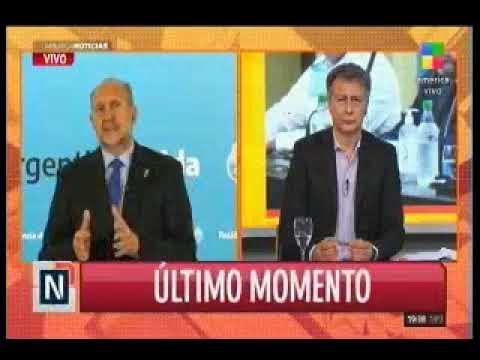 Perotti entrevista vicentín