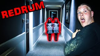 We Should NOT Be Here - Inside The SHINING Hotel UK!