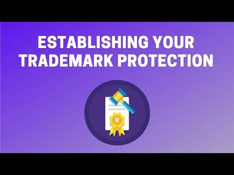 Establishing Your Trademark Protection