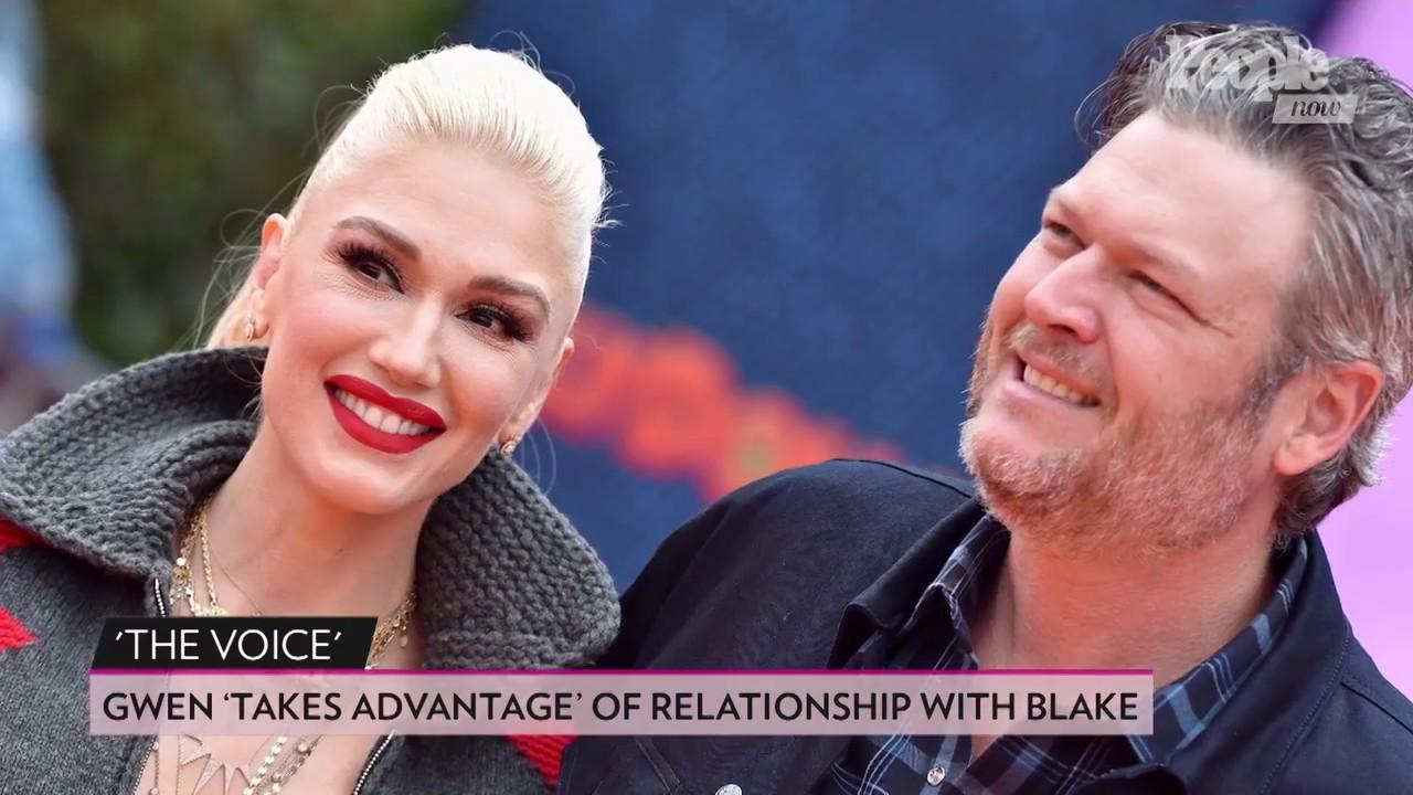 Gwen Stefani pranks Blake Shelton with John Legend's Sexiest Man ...