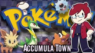 Acumulado de la Ciudad REMIX de Pokémon Negro y Blanco | Stevie Peregrino