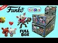 FNAF Funko Mystery Minis Sister Location Nightmare Exclusive Toys R Us Full Box Stop Motion mp3