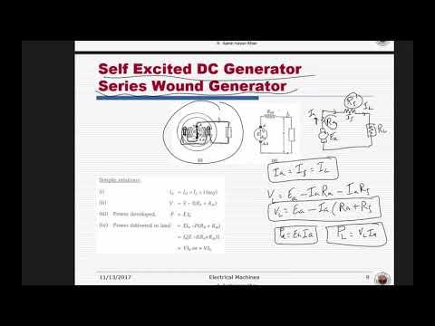 L15- DC generators types