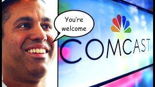 "Comcast Already Hinting at Plan for ""Fast Lanes"" Once Net Neutrality Dies"