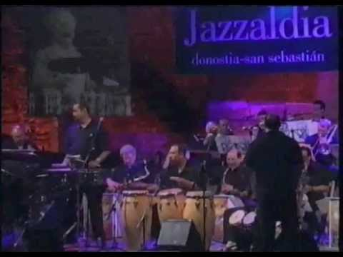Eddie Palmieri 2003 The Latin giants of Jazz Live at San Sebastian - Medley: Ritmo Alegre Consuelate